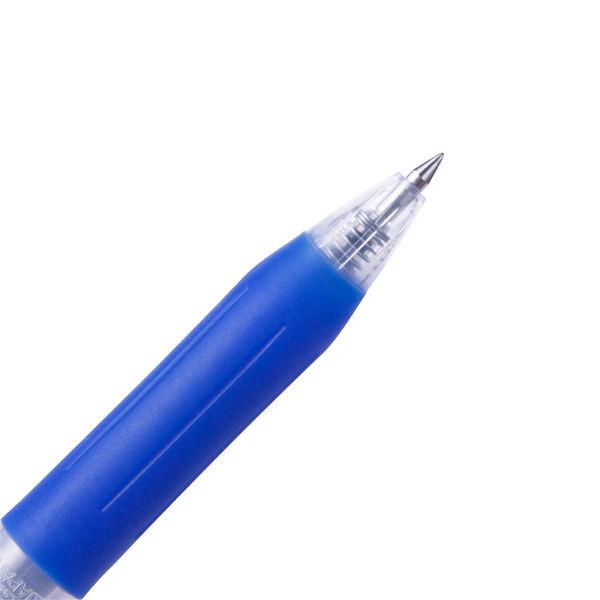 ゲルインクボールペン0.5mm青 10本
