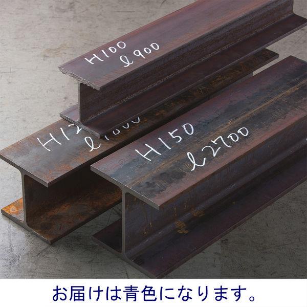 ペイントマーカー 中字 青 12本 アスクル