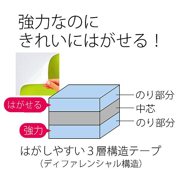 プラス テープのり ノリノハイパーキレイにはがせるタイプ 交換テープ のり幅15mm 39020 1箱(10個入)