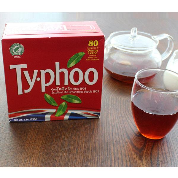 成城石井タイフー紅茶ティーバッグ80個