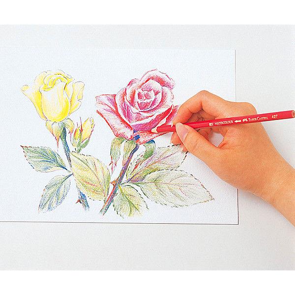 ファーバーカステル 水彩色鉛筆 12色