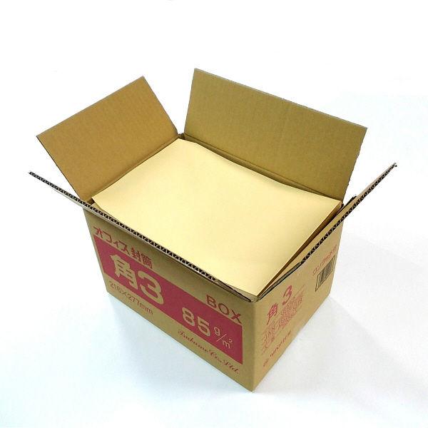 ツバメ工業 ワンタッチ封筒 テープ付 角3 500枚