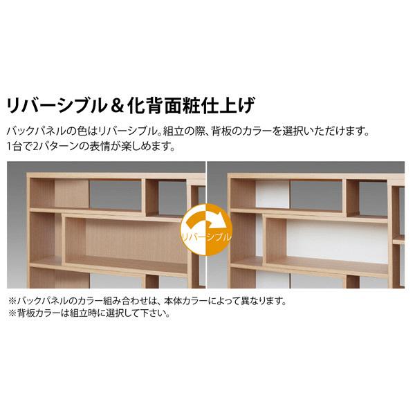 shelfit イーシ-ラック ECR8012R ライトナチュラル (取寄品)