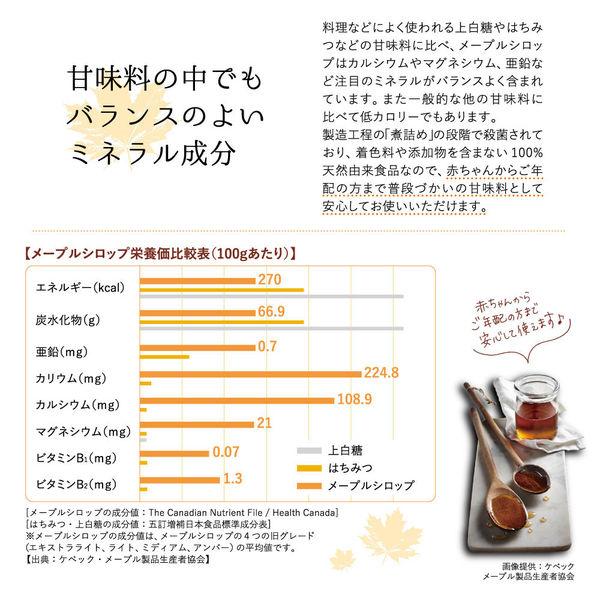 モンファボリ メープルシロップ250g
