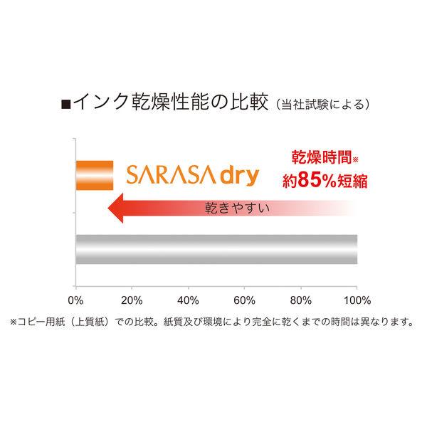 サラサドライ 0.4mm 黒