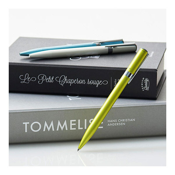ボールペン0.5 ZOOM L105白軸