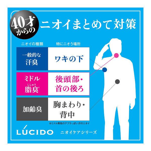 ルシード薬用デオドラント石鹸