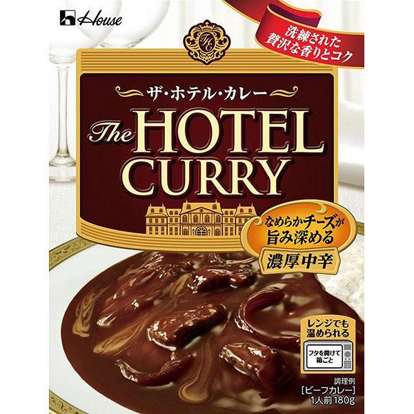 ザ・ホテル・カレー 中辛3種 5点