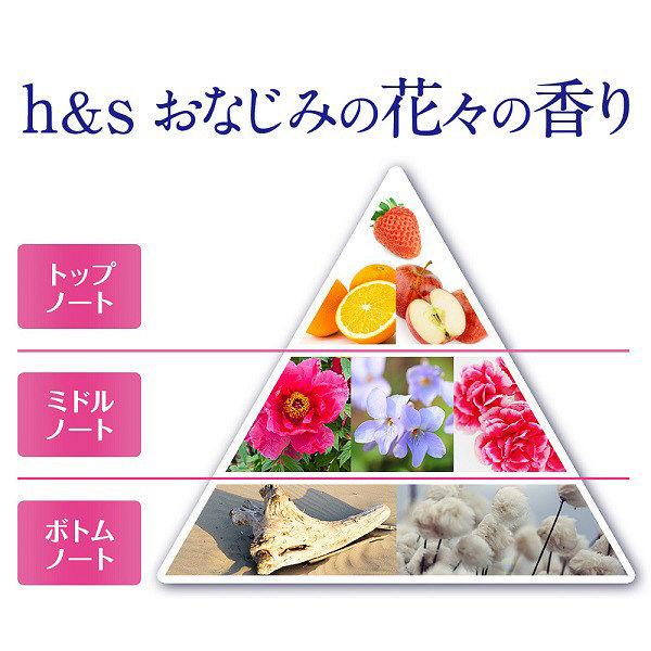 h&sモイスチャーCD詰替特大550ml