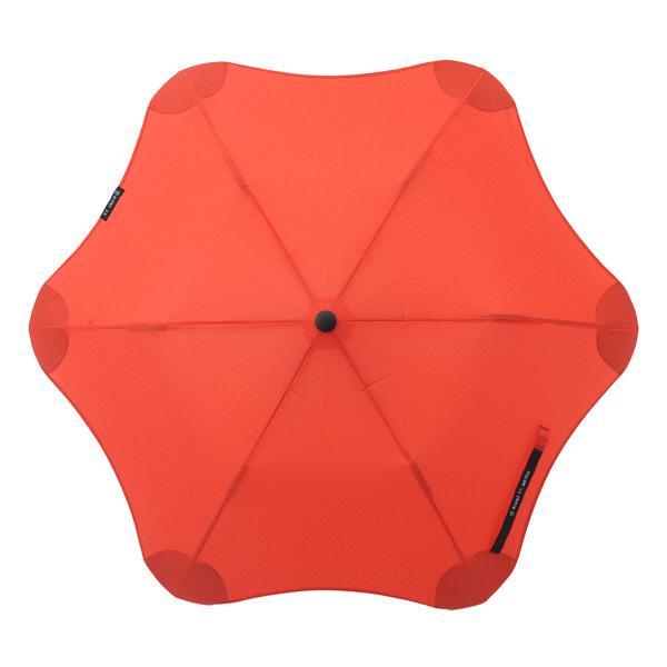ブラント 自動開閉折畳傘 赤
