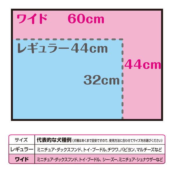 デオシートフローラルワイド64枚×4
