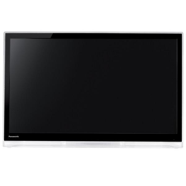 パナソニック ポータブルTV 24V型
