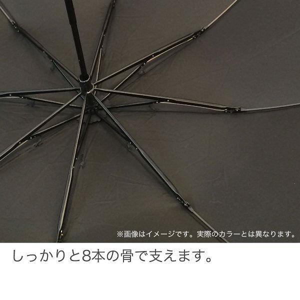 折り畳み傘 煌(きらめき)ナイトブラック
