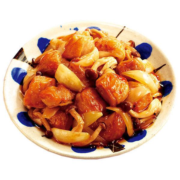きょうの大皿 鶏肉と玉ねぎの甘酢あん用