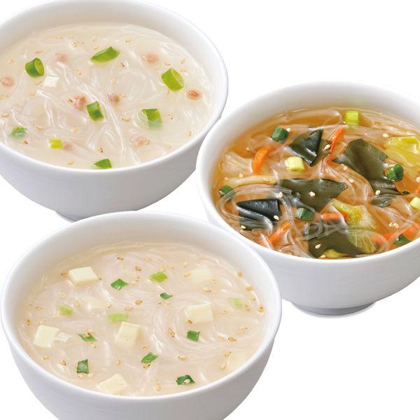 世界のスープめぐり 春雨スープ