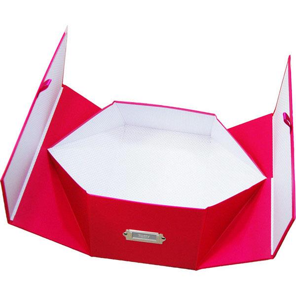 Toffy マジックボックス(L) 茶