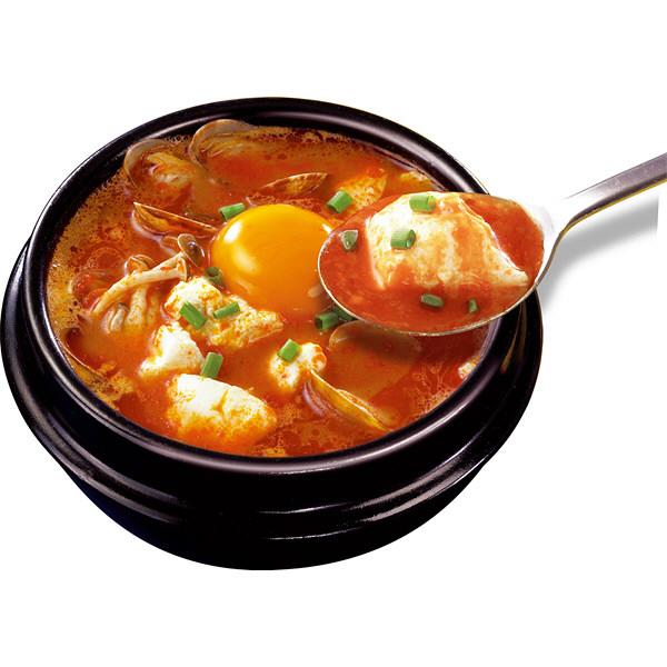 丸大食品 スンドゥブ 辛口 2食