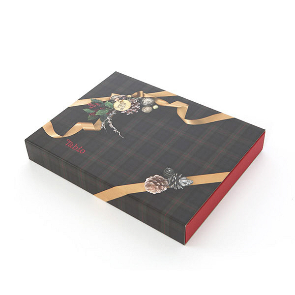 クリスマスギフト メンズ 靴下 タビオ