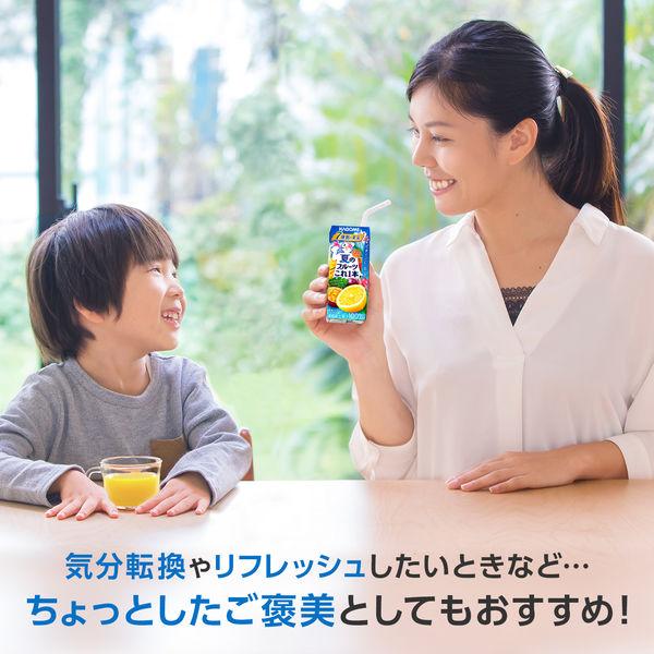 夏のフルーツこれ一本 200ml 48本