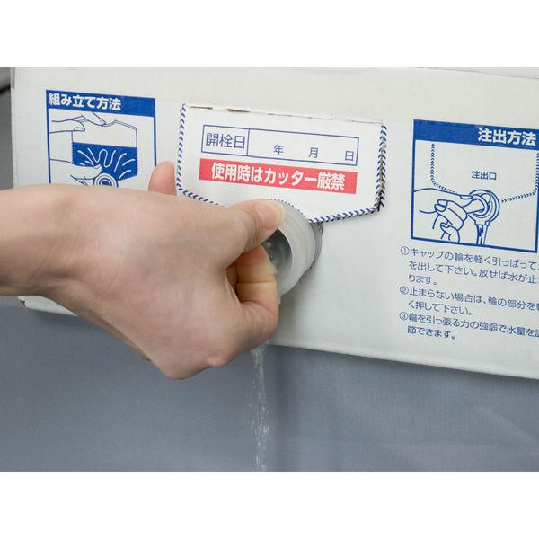 日田天領水 バッグインボックス 12L 1セット(2個)