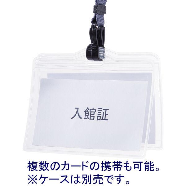 ストラップ グレー 1袋(5本入) HEROES