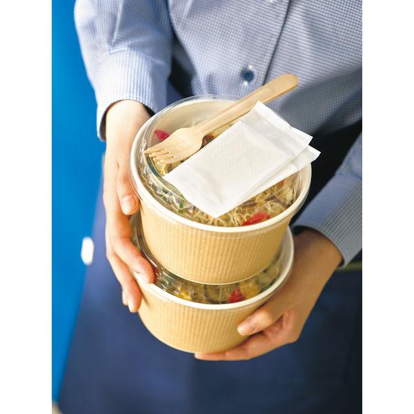木製フォーク 袋入り 50本入