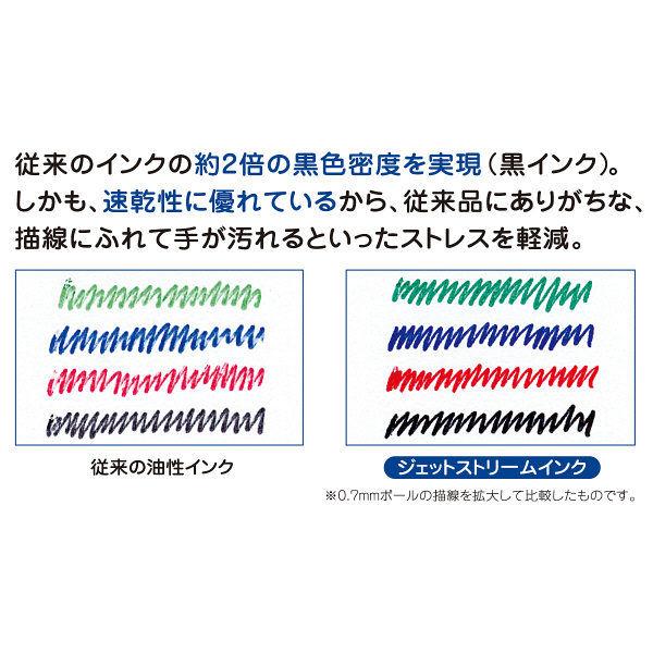 ジェットストリームF2色+シャープ0.5
