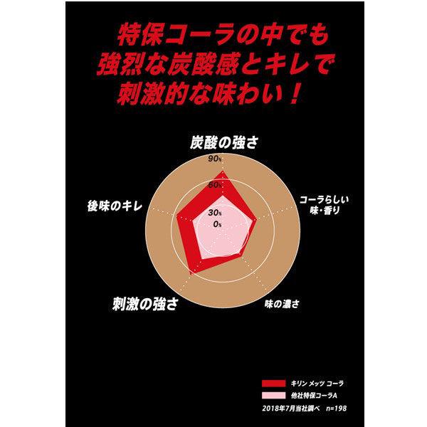 【トクホ・特保】メッツコーラ 6本