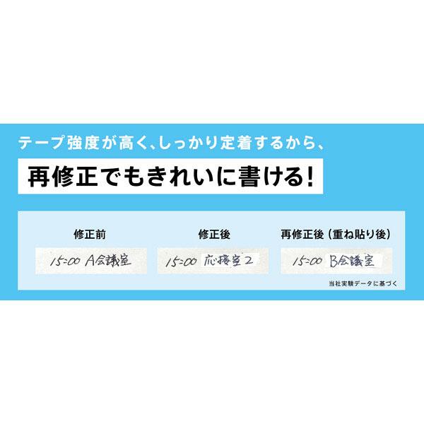 スリーエム スコッチ(R) 修正テープ 微修正 交換用カートリッジ 桃 SCPR-4NN 1箱(10個入)