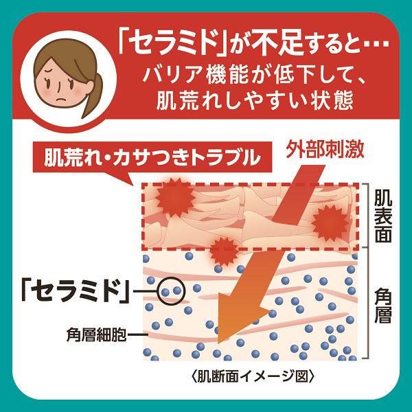 キュレル 美白化粧水3(リッチな使用感)