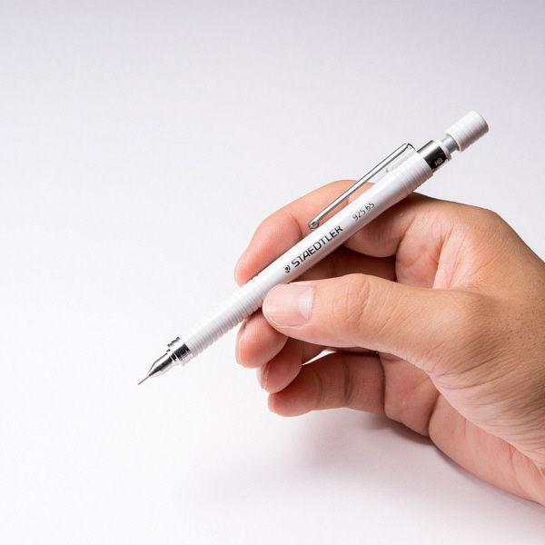 ステッドラー シャープペン 0.5mm カラーコレクション マシュマロホワイト 925 65-05W 1本