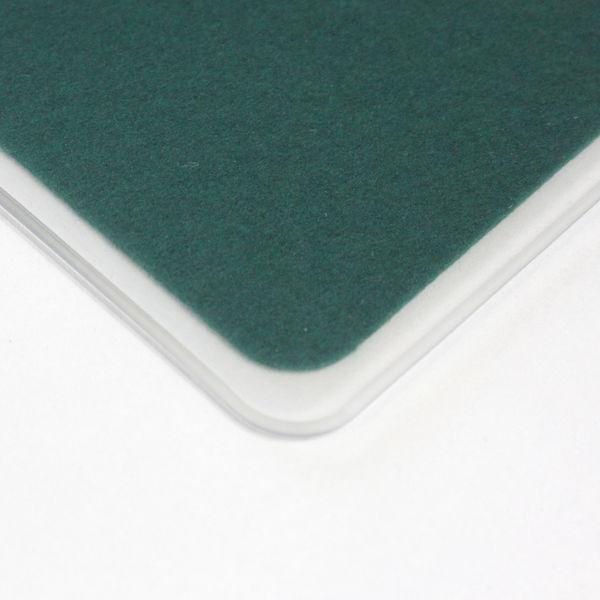プラス 抗菌デスクマット OAタイプ 中(幅1190×奥行690mm) マット厚1.5mm 下敷き付 41085