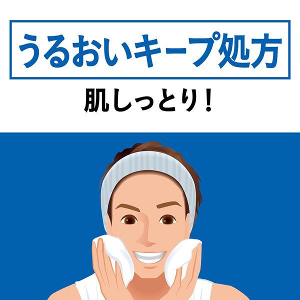 メンズビオレ 泡洗顔 肌しっとり 詰替