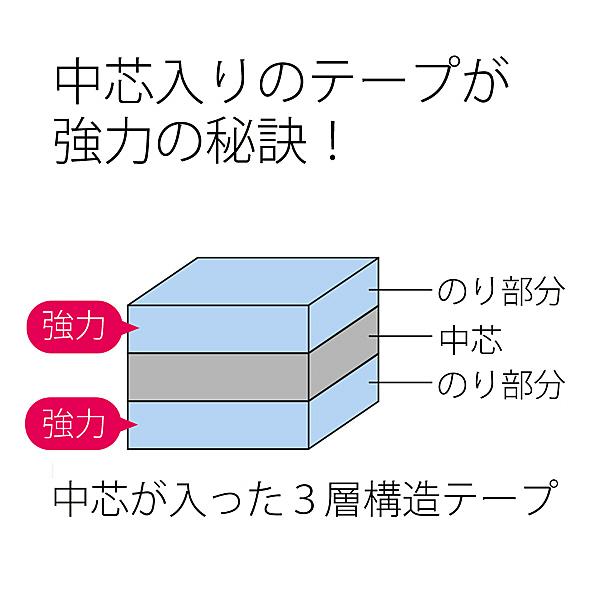プラス テープのり ノリノハイパー強力にはるタイプ 交換テープ のり幅15mm 39016