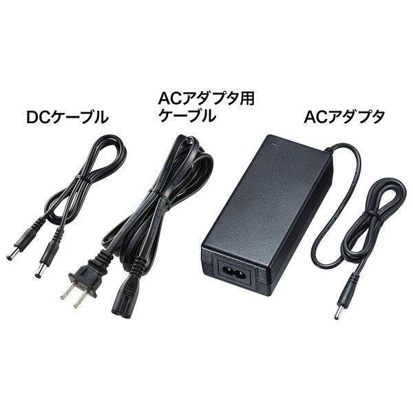 サンワサプライ ノートパソコン用モバイルバッテリー BTL-RDC12 1個 (直送品)