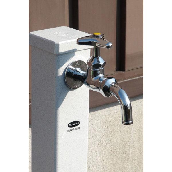 これカモ 凍結防止水栓上部 (蛇口の凍結を防止 寒波も安心 取付簡単) GA-KE016 (直送品)