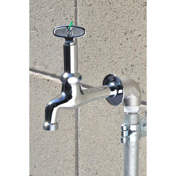 これカモ 凍結防止水栓上部 (蛇口の凍結を防止 寒波も安心 取付簡単 カギ式) GA-KE018 (直送品)