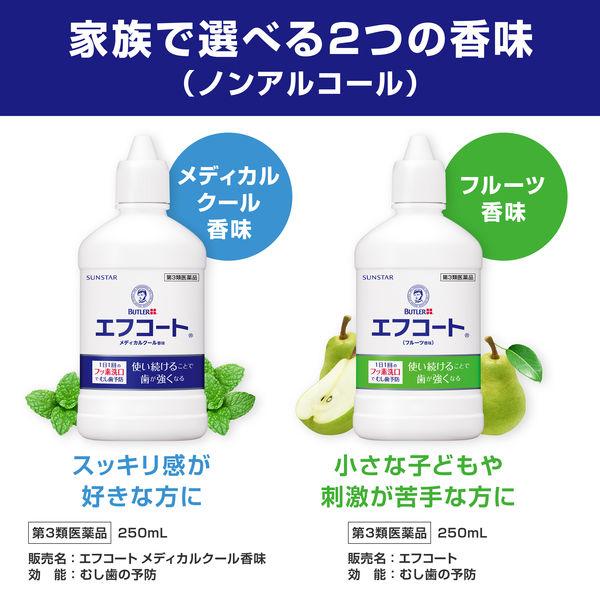 エフコート メディカルクール香味 2個