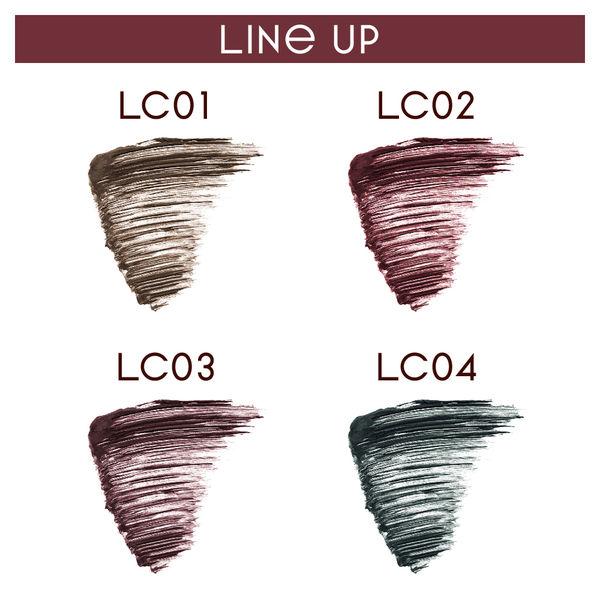 ロング&カラードラッシュ LC03