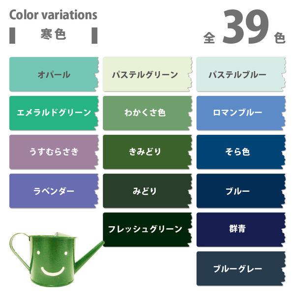 1回塗りハウスペイント オパール 0.5L #00027640351005 カンペハピオ(直送品)