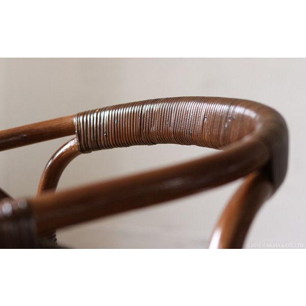 ラタン手編みパーソナルチェア