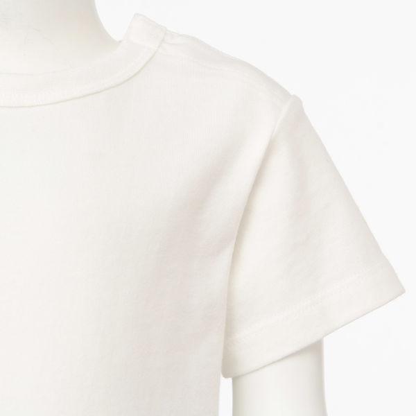 無印 プリントTシャツ ベビー 100