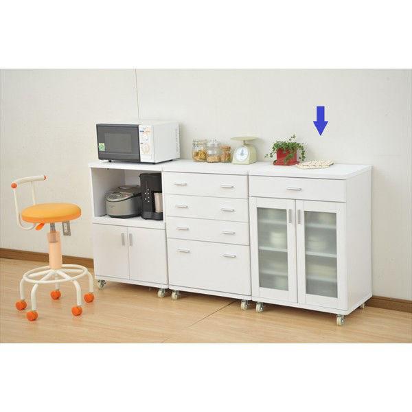食器棚 ロータイプ