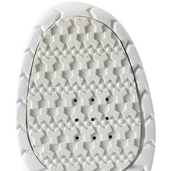 アイトス セーフティサンダル ピンク 3S AZ-4500-060-3S (直送品)