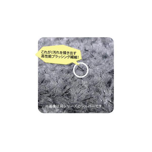 スクレイプマットG ブラウン 90×1000cm (直送品)