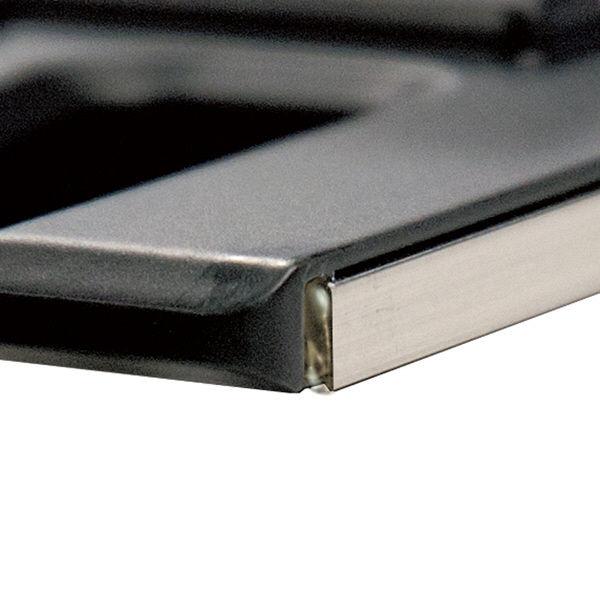 シンワ測定 丸ノコガイド定規 エルアングル フィット 23cm 78036 1セット(4個) (直送品)