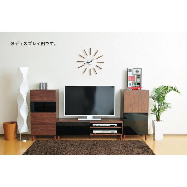 佐藤産業 クリエ チェスト 幅445mm×高さ900mm ブラウン CE90-45H_BR 1台 (直送品)
