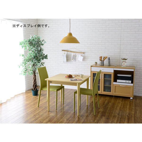 佐藤産業 STACY(ステーシー) チェア グリーン 1セット(2脚入) STDC-1060_GR_2pcs (直送品)