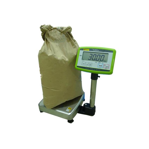 クボタ計装 デジタル台はかり32kg用(検定品) KL-BF-K32S(地区15) (直送品)