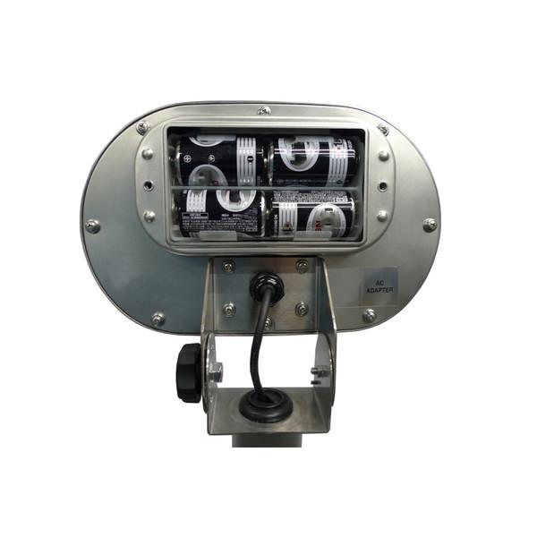 クボタ計装 防水防塵デジタル台はかり60kg用(検定品) KL-IP-K60A(地区15) (直送品)